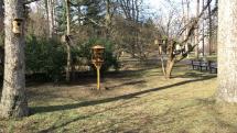 Piesťany - mestský park