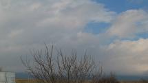 Jarné počasie v Plechoticiach