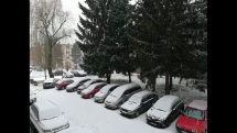 Druhý jarný deň na Kysuciach.