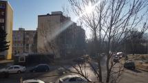 Slnečné ráno v Brezne