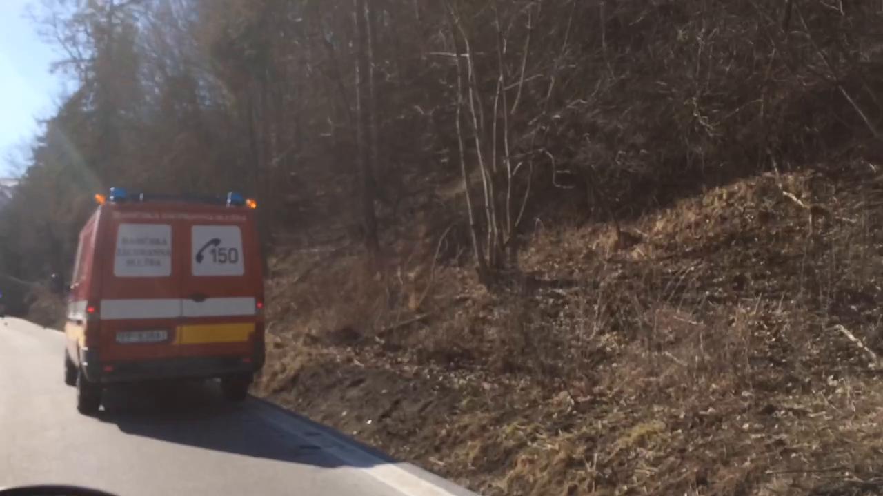 Dopravná nehoda Hniezdne - Lacková