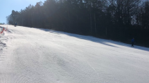 Lyžovačka na Makovici - Nižná Polianka
