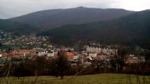 Nová Baňa a okolie
