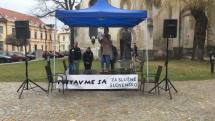 Skalica za slušné slovensko