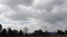 oblačnosť okolo popradského letiska