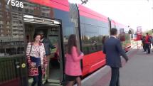 Slovensko I. Nesrovnal: Projekt druhej etapy električkovej trate v Petržalke napreduje