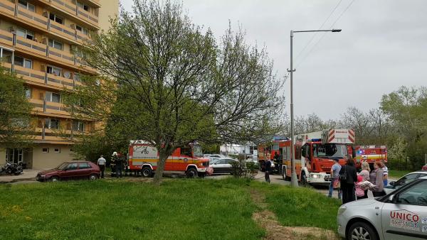 V ŠTÚROVE VYPUKOL POŽIAR: Na mieste zasahovali hasičské jednotky