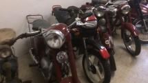 Unikátne exponáty motocyklov