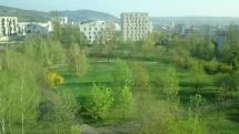 Pohľad z okna