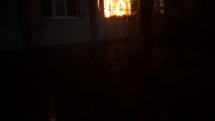 požiar bytu v Bratislave