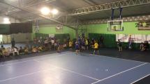 Mlade basketbalove nadeje na Slnecnych j