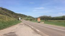 Karpatský pretek kuriérov 1. máj 2018