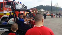 140.výročie hasičov v Turzovke