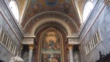 Interiér Ostrihomskej baziliky