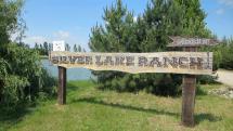 Ranč na Striebornom jazere Galanta