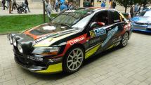 Rally Poprad 2018 - slávnostný štart