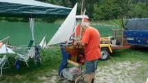 MSR plachetníc v Ružomberku