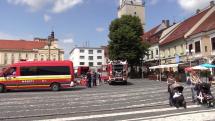 VI. ročník Krajskej súťaže vo vyslobodzovaní zranených osôb z havarovaných vozidiel v Trnave