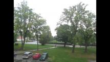 Déšť v Českých Velenicích