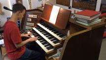 Absolventské ukončenie organovej školy