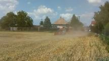 Zavar. Príprava pôdy na založenie novej úrody, podmietka.