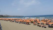 Slnečná destinácia Gran Canaria - Kanárske Ostrovy - Playa de Inglése