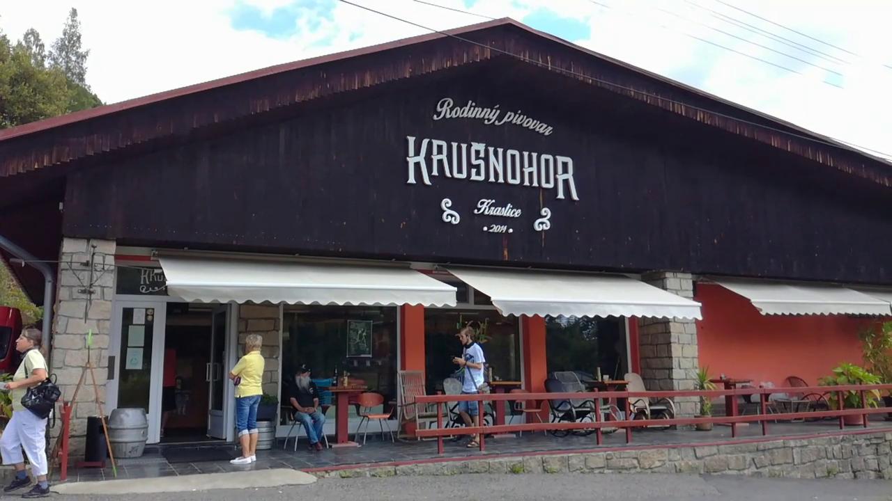 Pivovar Krušohor
