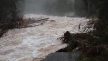 Povodne v Javorovej doline