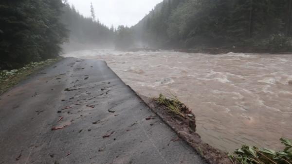 MIMORIADNA SITUÁCIA V TATRÁCH: Pozrite si zábery z povodní