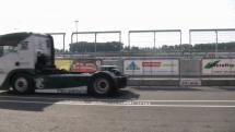 Nedělní závod trucků na Slovensku 1