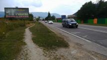Cestná doprava piatok v Ružomberku