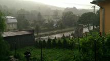 Búrka v Rokytovciach