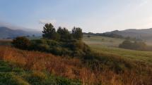 Ráno v okolí Brezna