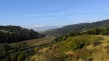 Babie leto v údolí rieky Poprad
