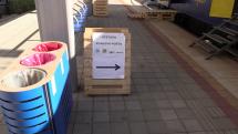Mobilná expozícia vlakovej pošty a modelovej železnice v Trnave