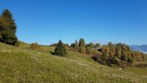 Jesenné počasie v Brezne