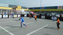 Futbal v meste - mládež