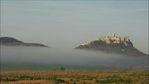 hmla pod Spišským hradom