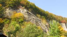 Krásy starého kameňolomu v Borinke