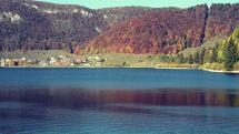 Dedinky, Slovenský raj - slnečná jeseň