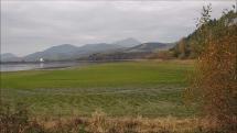 Vodná nádrž - Bešeňová