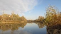 Krásne Záhorie - rieka Morava, Vysoká pri Morave