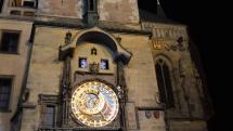 Pražský,, Orloj