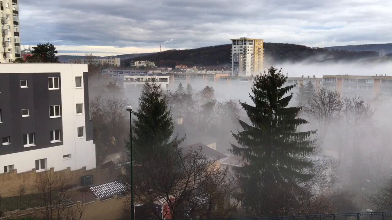 Inverzia v Bratislave