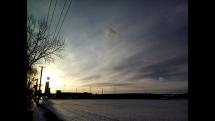 Silný vietor v Zl. Moravciach