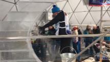 Hrebienok ice masters