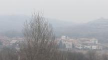 Na Záhorí začína snežiť - Stupava