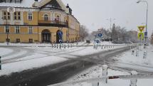 Počasie v ČR - Mělník