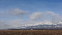 oblačnosť nad Tatrami, dnes okolo 10-tej hod.= 21.2.2019