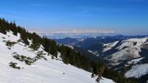Vysoké aj Nízke Tatry ako na dlani